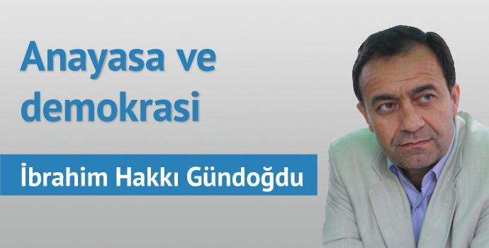 Anayasa ve demokrasi