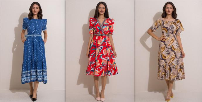 Bayan Elbise Fiyatları