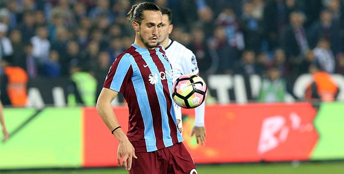 Beşiktaş'ı izlemeye geldi, Yusuf'a hayran kaldı!
