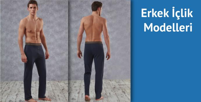 Erkek İçlik Modelleri