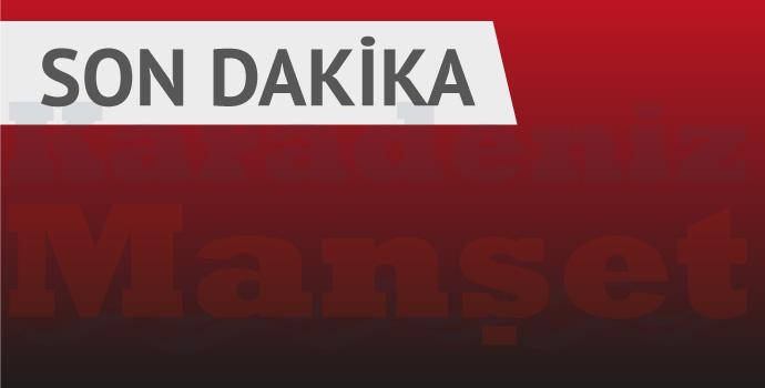 Trabzon havalimanında acil durum!