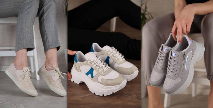 Spor Ayakkabı Kadın Modelleri Nelerdir?