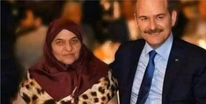Süleyman Soylu annesini kaybetti