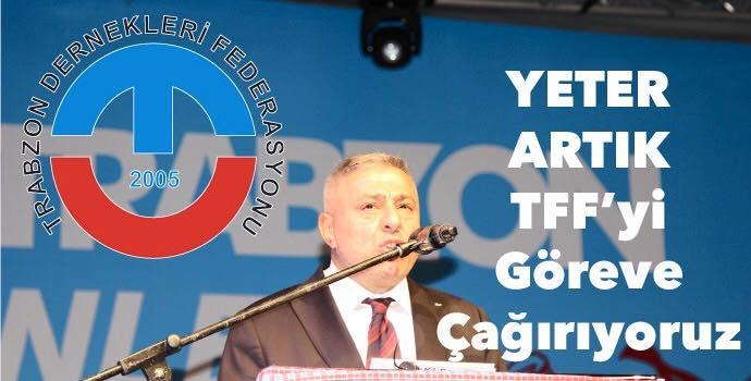 TDF hakeme isyan etti!