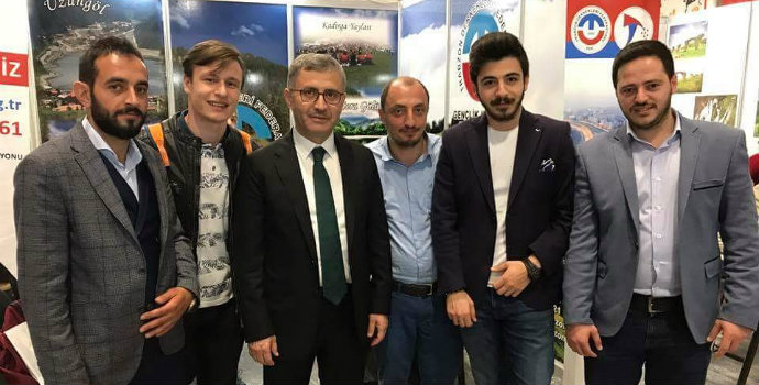 Trabzonlu Gençler Yenikapı'da Buluştu