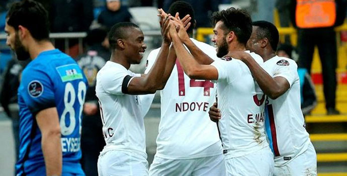 Trabzonspor'un yabancıları 4 kıta ve 8 ülkeden