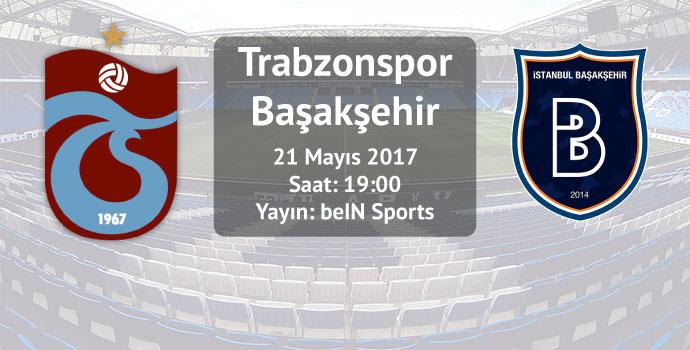 Trabzonspor-Medipol Başakşehir / İlk 11'de sürpriz!