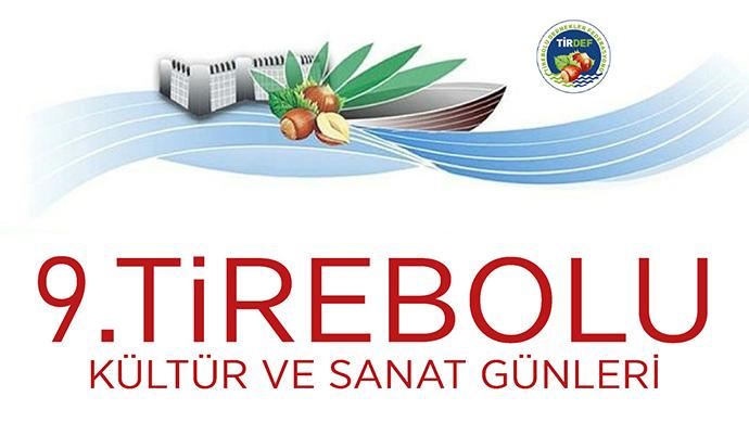 9. Tirebolu Kültür ve Sanat Günleri Üsküdar'da Yapılıyor