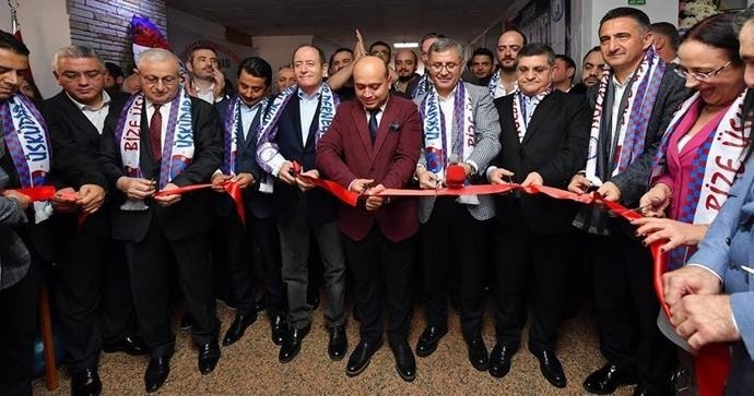 Bize Üsküdar da Trabzon