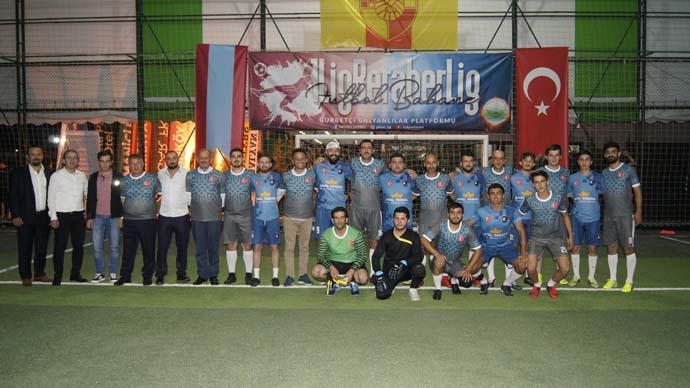 Galyan Ligi'nde yeni sezon açıldı