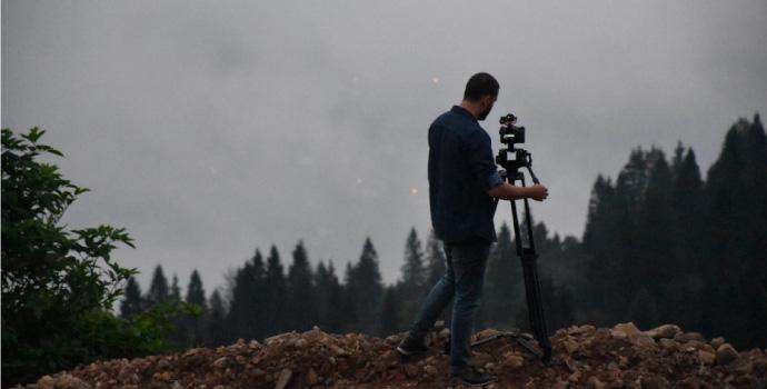 Oğuzlarla ilgili göç belgeseli Trabzon'un ilçesinde çekiliyor