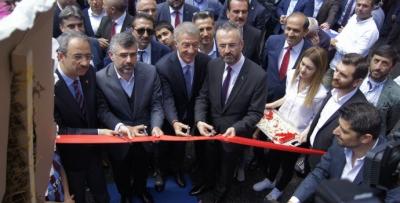 Anadolu Yakası Trabzonlular Derneği törenle açıldı