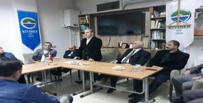 Emrullah Tellioğlu projelerini anlattı