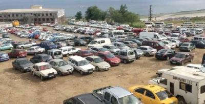 Farabi'deki otopark sorunu çözülüyor