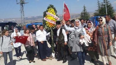 Giresun Şehitleri Afyon Iscehisar'da Törenlerle Anıldı.