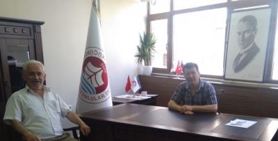 Hafız Şirazi Kaba: Trabzon Dernekleri Federasyonu Trabzon'dan ziyade AK Parti'yi temsil etmiştir