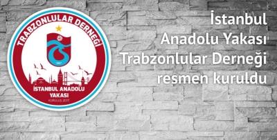 İstanbul Anadolu Yakası Trabzonlular Derneği resmen kuruldu