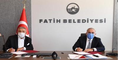 İstanbul'da Trabzon Evi için imzalar atıldı
