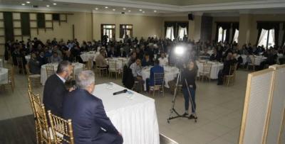 Kutrialioğlu Türk ailesinin mutlu günü