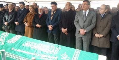 Muhammet Akyüz Hocaefendi 91 yaşında vefat etti