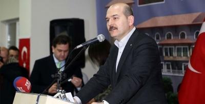Süleyman Soylu: Oylanacak sistem millet sistemidir