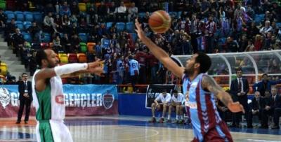 Trabzonspor 16 sayıyı kapattı