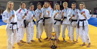 Trabzonspor Judo takımı 3. oldu