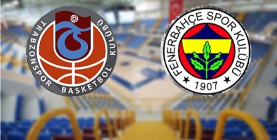 Trabzonspor Medicalpark 77 - 95 Fenerbahçe
