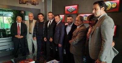 Türkiye Profesyonel Boks Federasyonu emin adımlarla