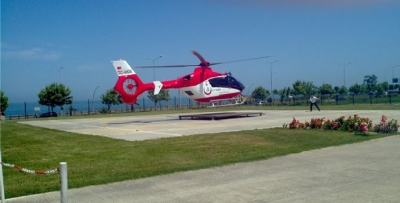 Üç ilçeye daha helikopter pisti yapılıyor