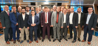 Vakfıkebirli İş İnsanları ve Bürokratları Boğaz'da Buluştu