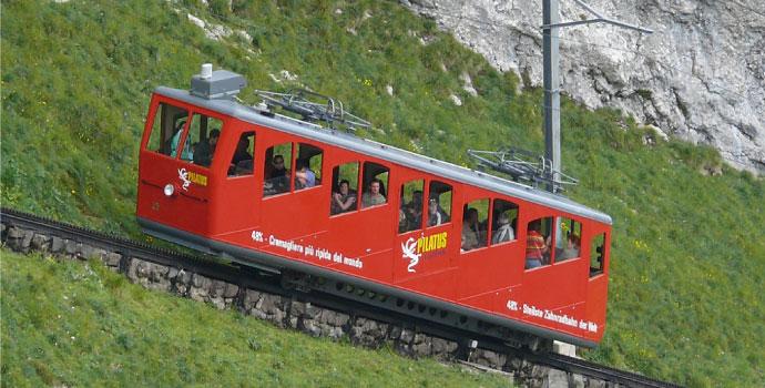Pilatus Dağ Treni
